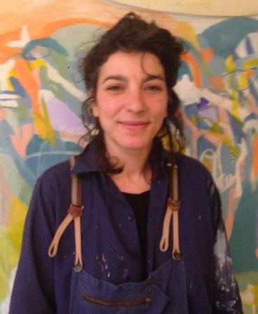 Le Quai - Pont de barret : Erika Schwinte