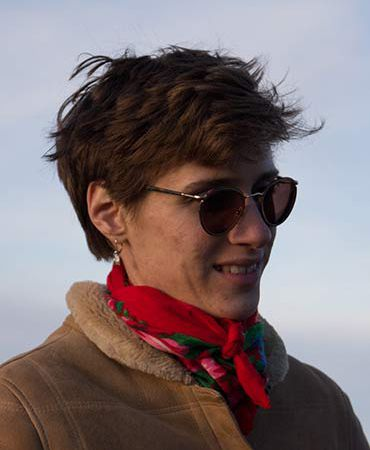 Le Quai - Pont de barret : Gabrielle CONILH DE BEYSSAC